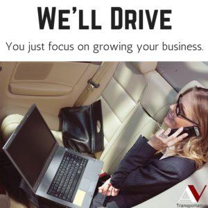 Executive transportation - allvalleytransportation.com - shutterstock