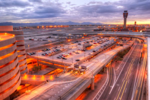 Sky Harbor Busy Evening - allvalleytransportation.com - Shutterstock