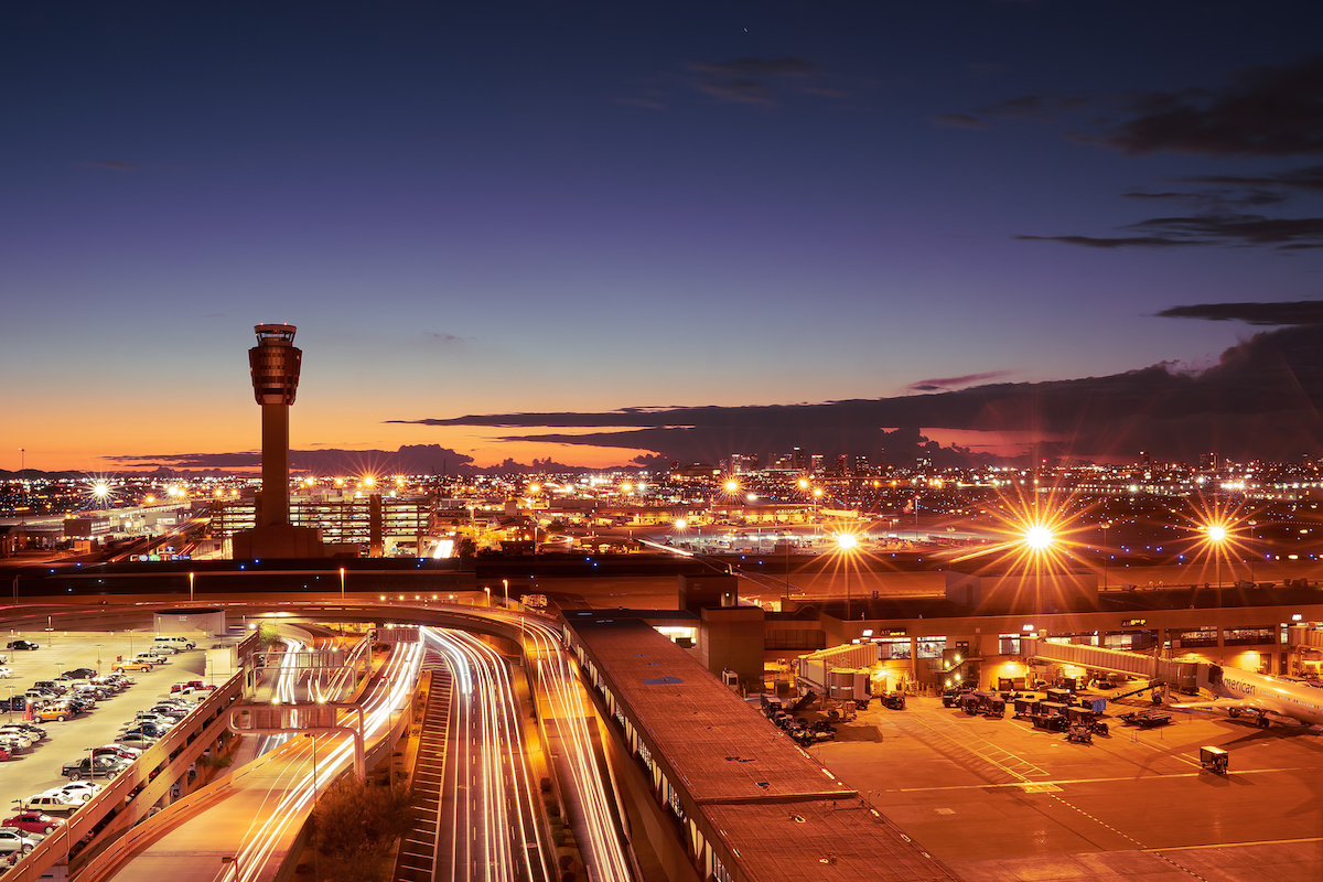 How to Get to Phoenix Sky Harbor Airport