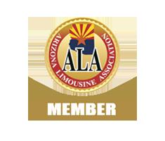Member of the Arizona Limousine Association
