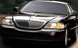 Black Car Sedan