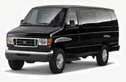 Phoenix-Mesa Gateway Airport Passenger Van