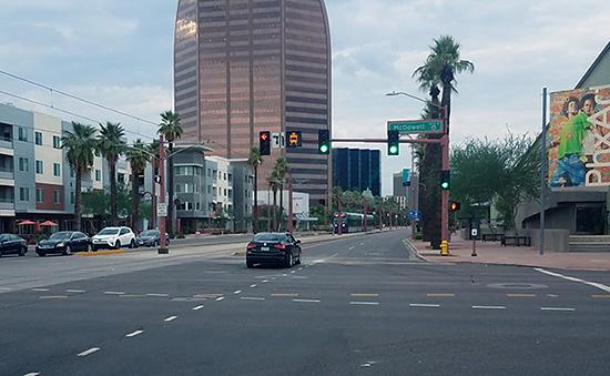 Phoenix Car Service in Central Arizona