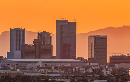 Valley of the Sun, Arizona